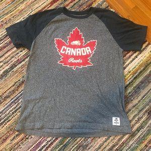 ROOTS Canada shirt
